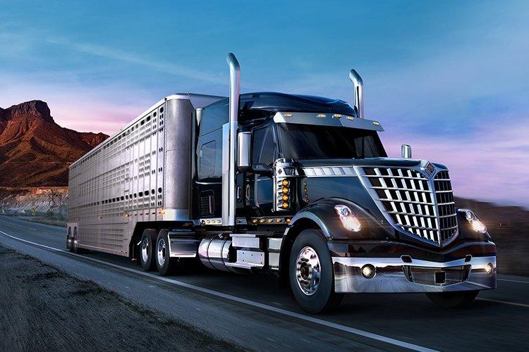 Международные автоперевозки грузов.