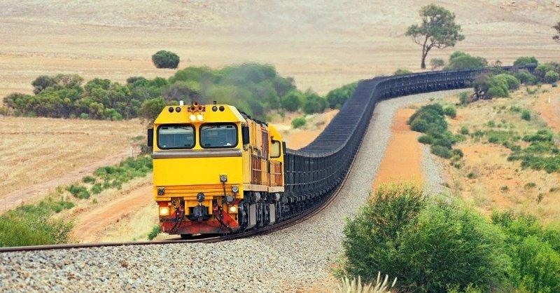 Услуги по железнодорожным перевозкам грузов