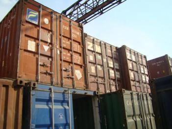 Железнодорожные контейнры