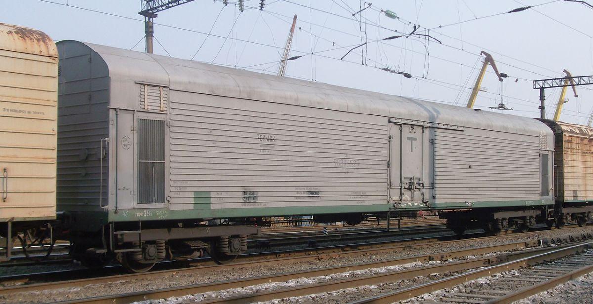 Изотермический вагон мод.МК4-424-02