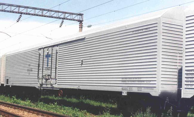Крытый вагон мод.МК4-424-08