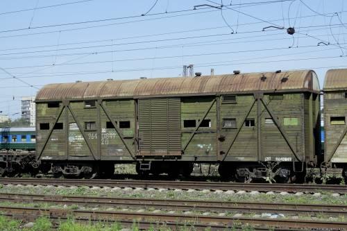 Крытые вагоны 11-246