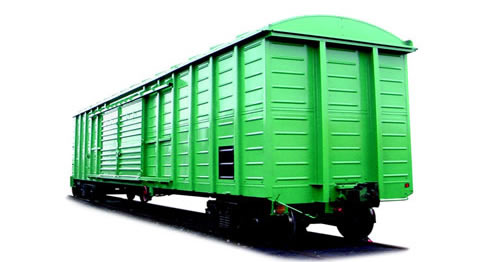 Крытые вагоны 11-274