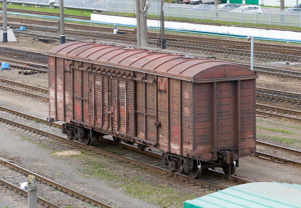 Крытые вагоны 11-217