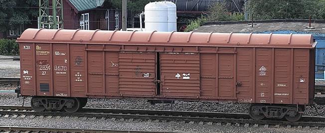 Крытые вагоны 11-260